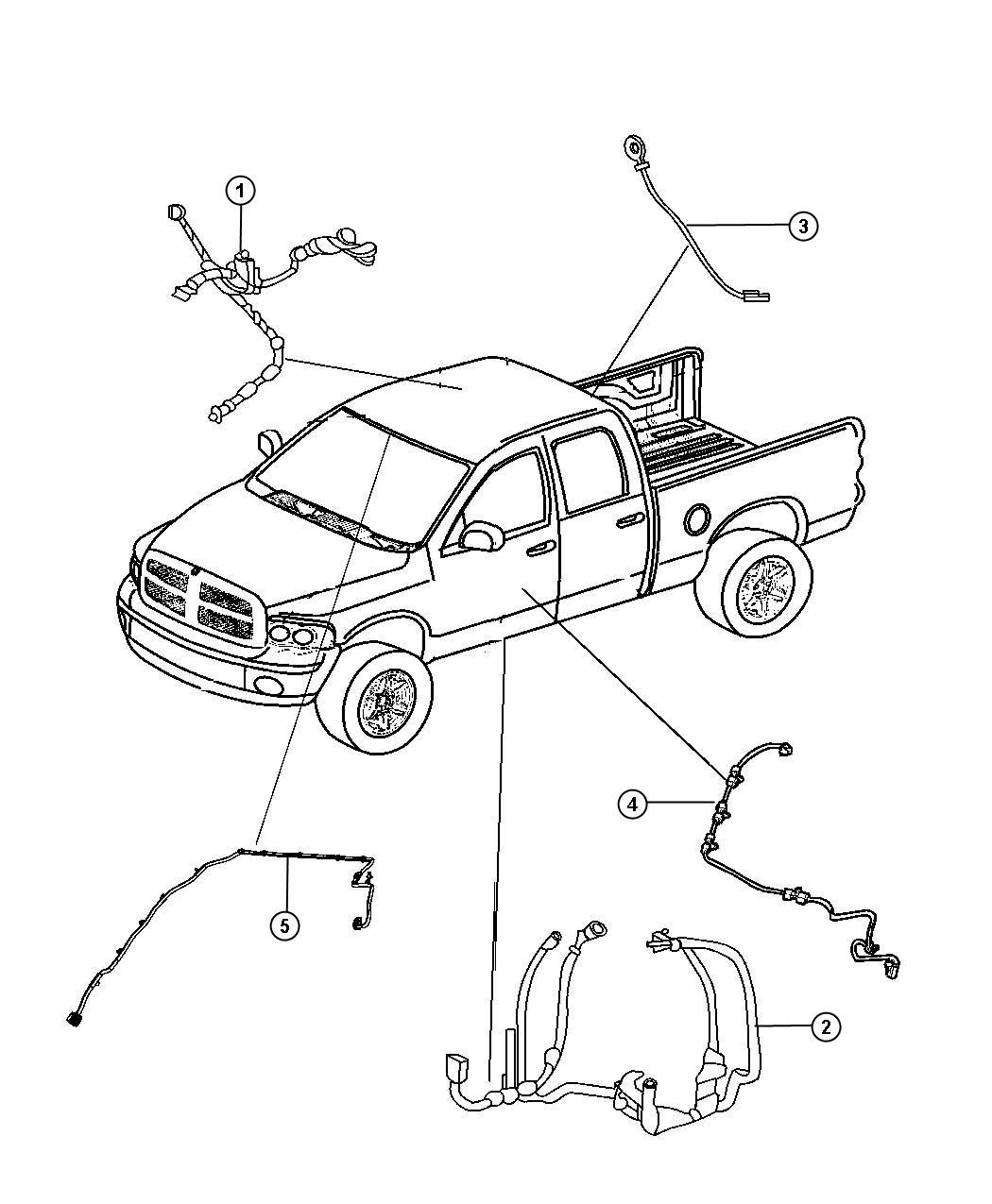 A Body Mopar Wiring Diagram