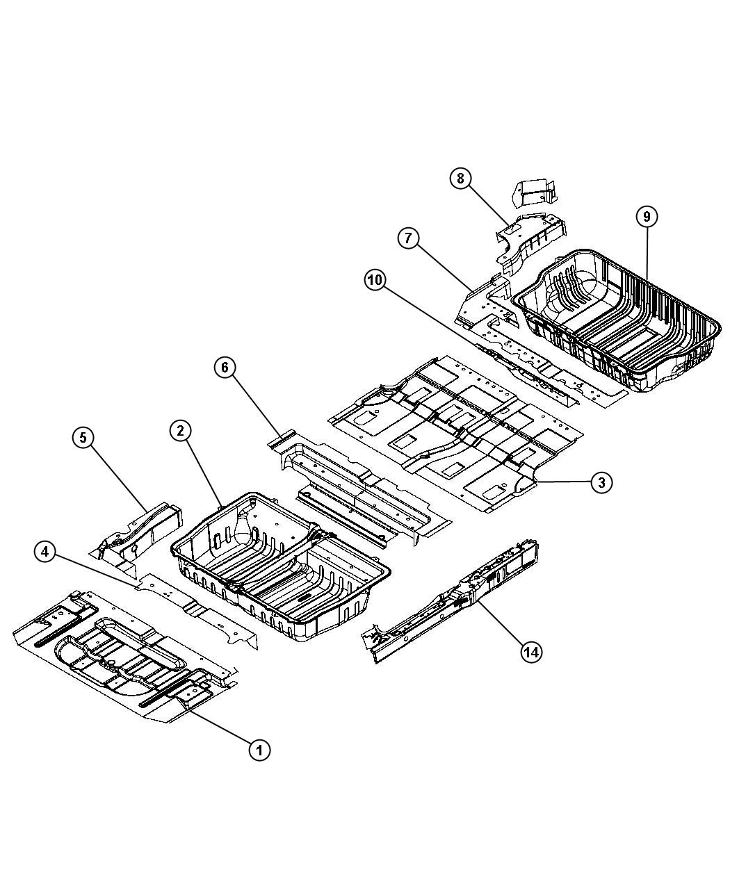 dodge grand caravan parts diagram basic auto electrical wiring 2008 sliding door