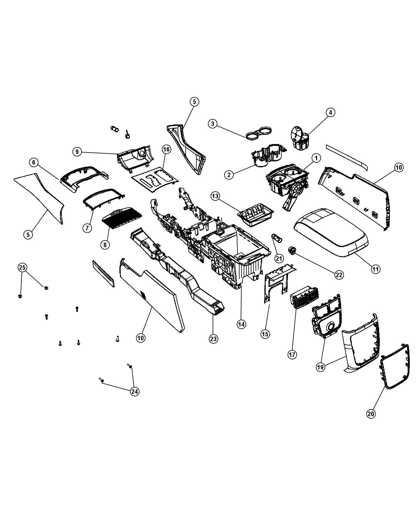 Chrysler 300 Wiring. Jumper. Universal consumer interface