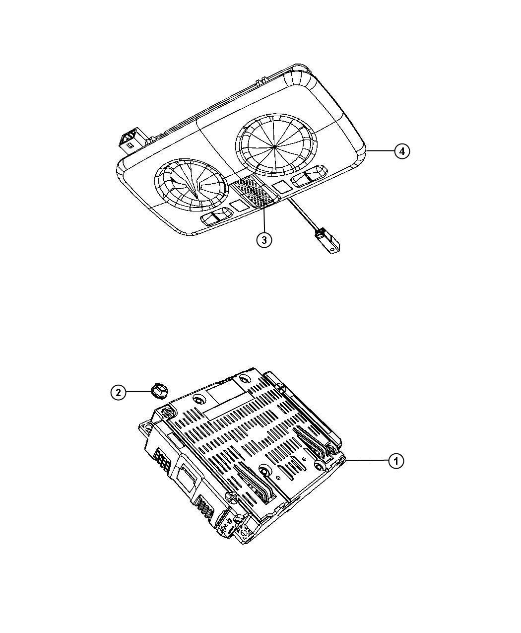 2013 Fiat 500 LOUNGE HATCHBACK 1.4L I4 A/T Module. Used