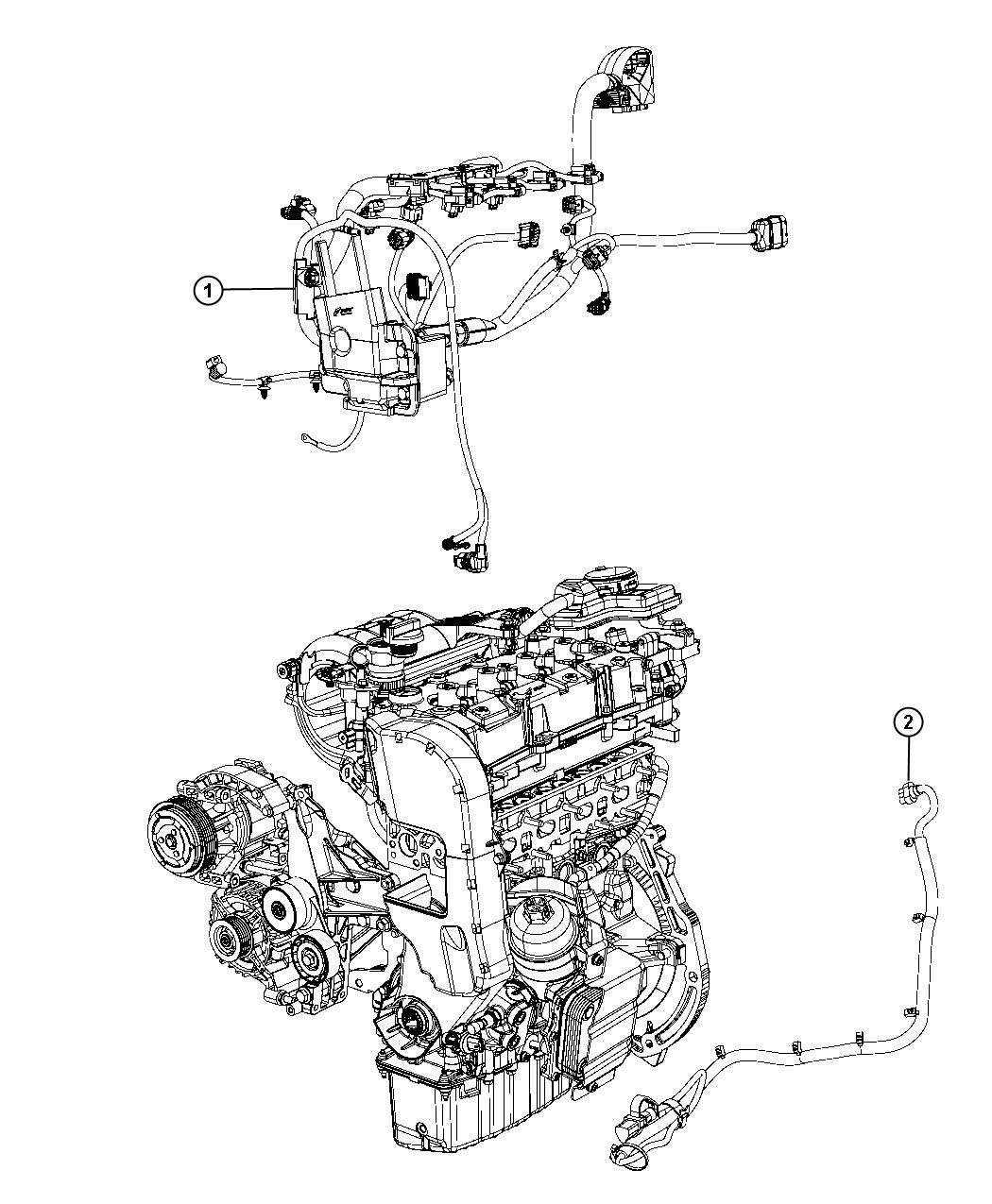 Fiat 500x Wiring Engine