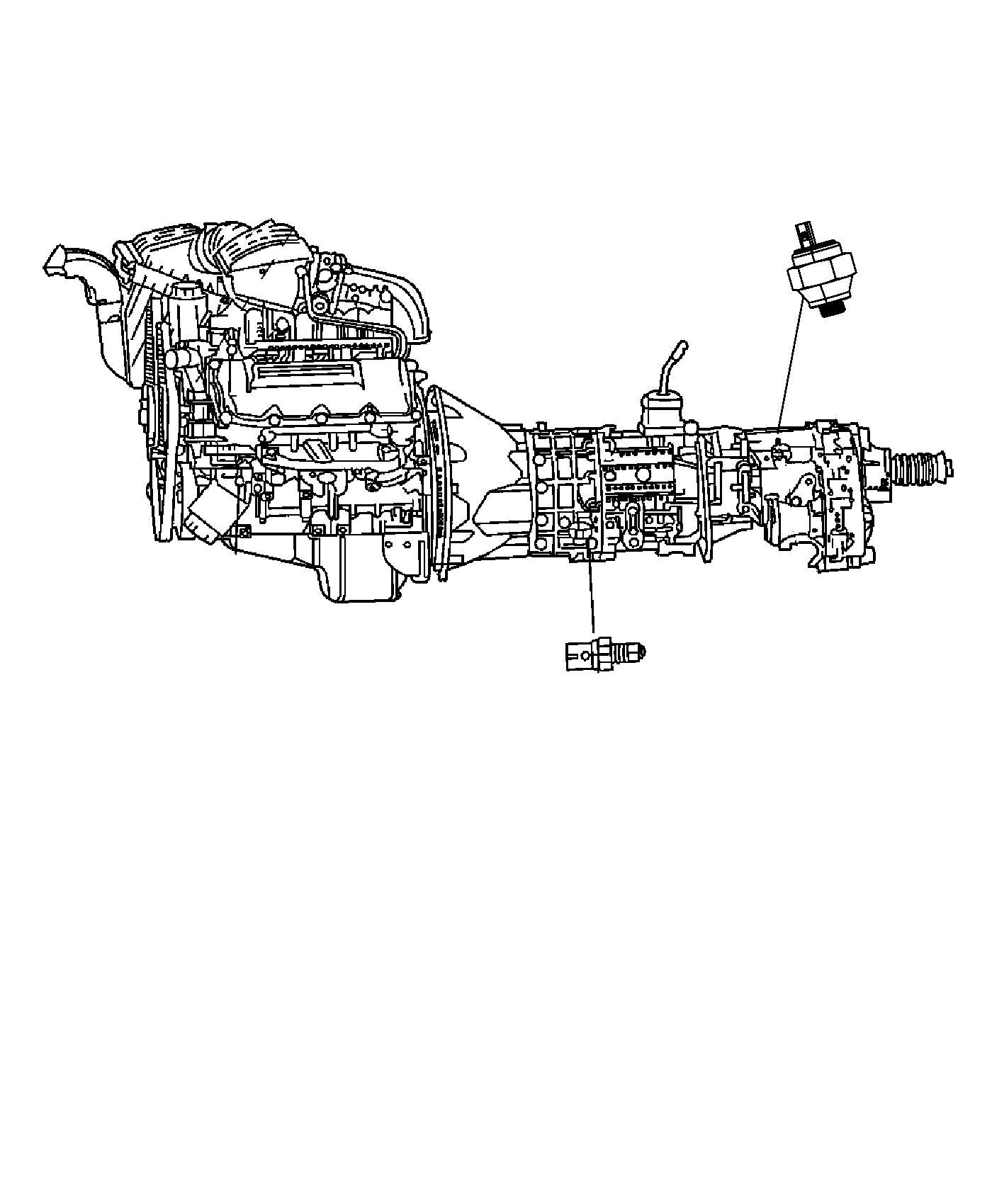 Ram Switch Kit Oil Pressure Drivetrain