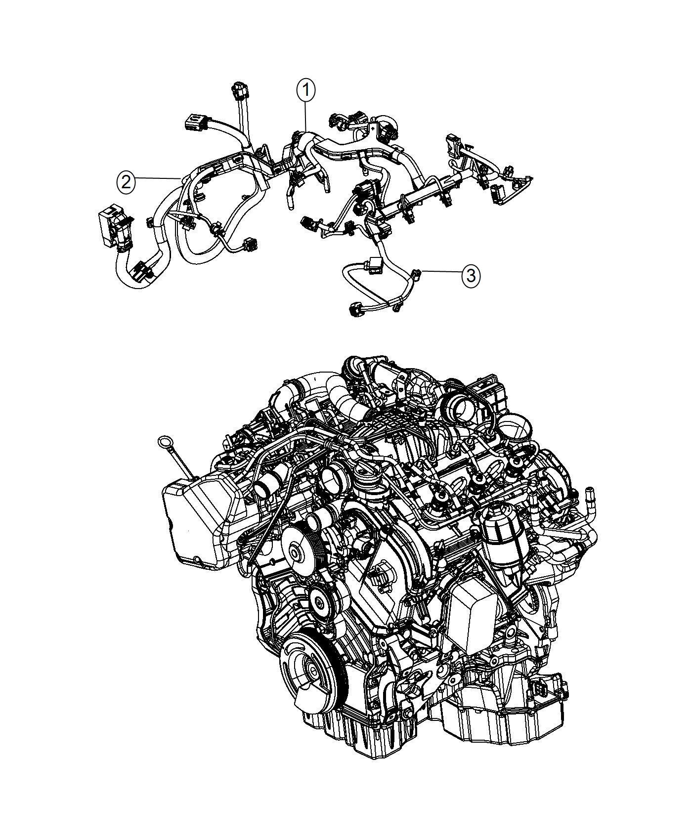Ram Wiring Engine Transmission