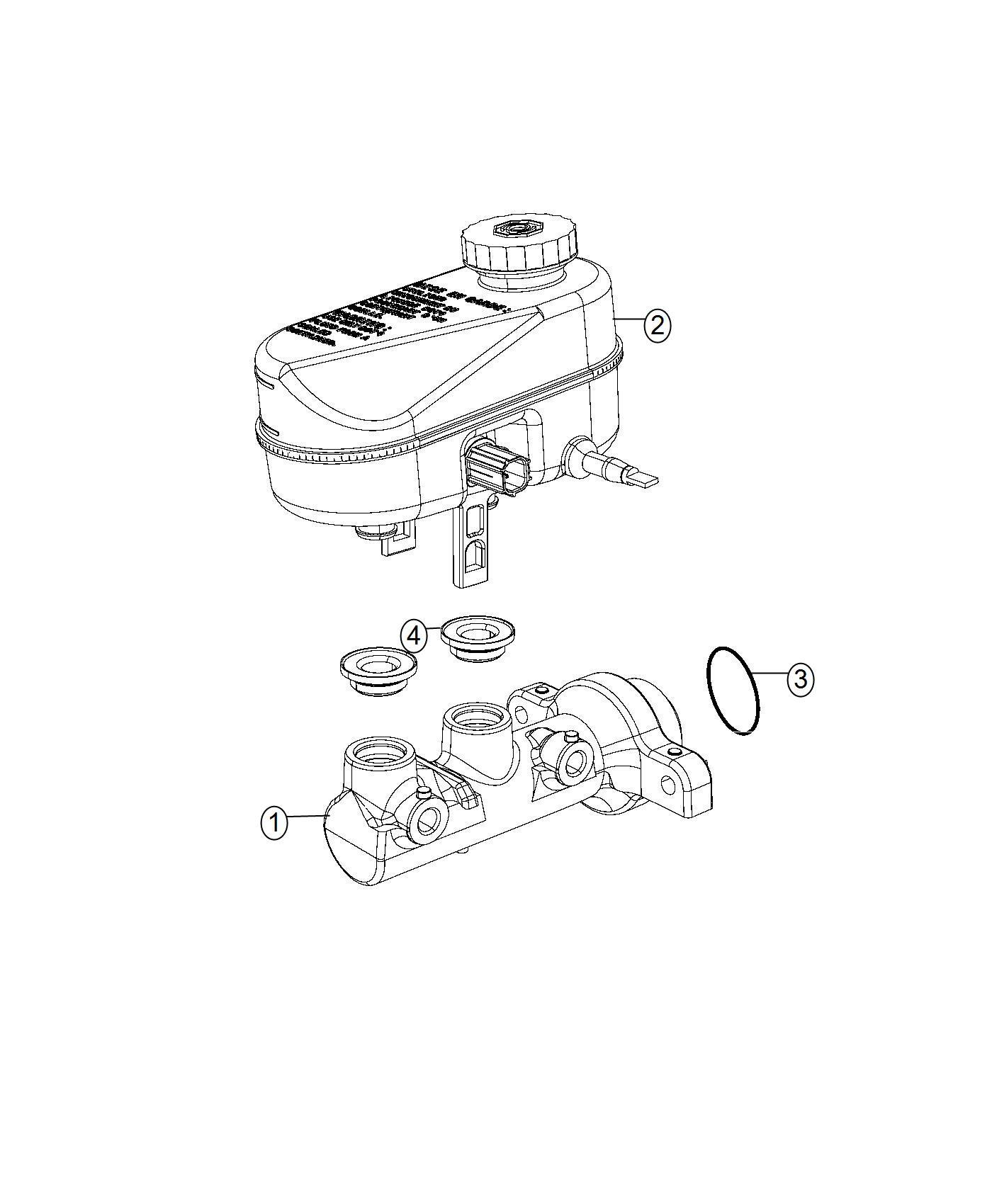 Dodge Viper Master cylinder. Brake. Wheel, disc, lock