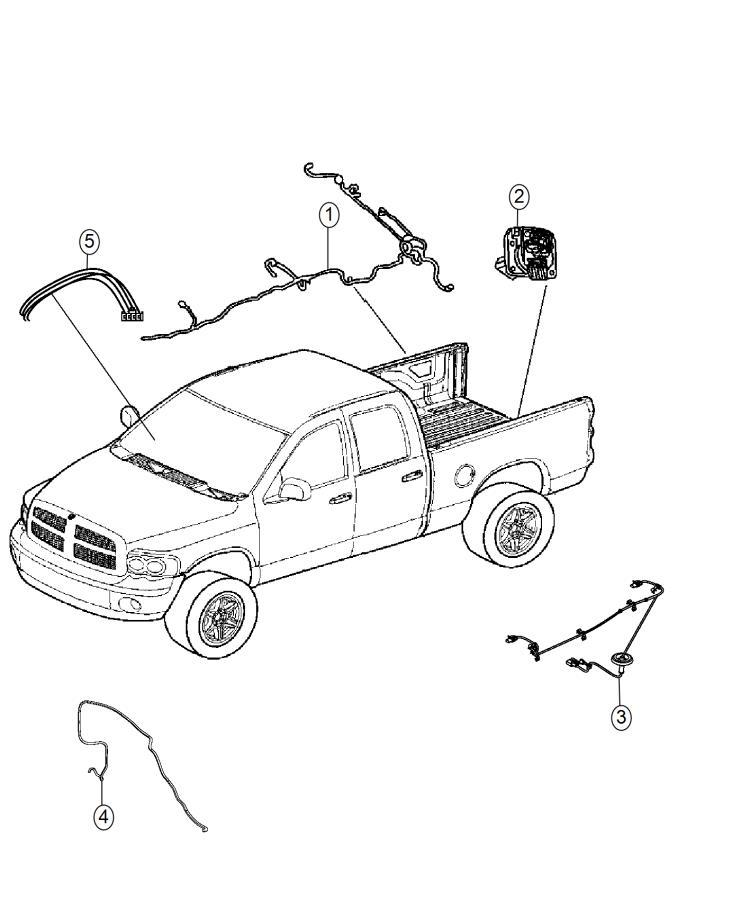 Dodge Ram 3500 Bracket. Mounting. [5th wheel/gooseneck
