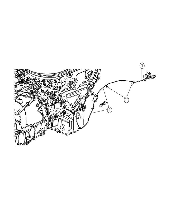 2016 Ram 1500 Heater. Engine. Block, diesel, cylinder