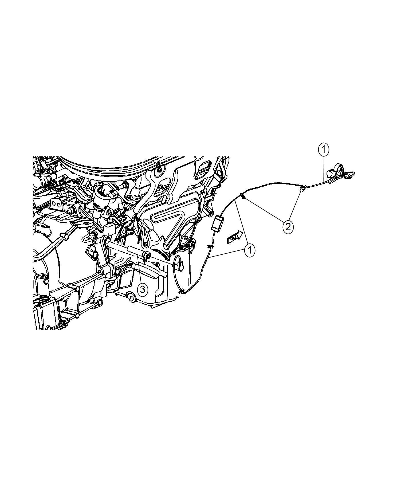 2017 Ram 3500 Heater. Engine. Block, diesel, cylinder