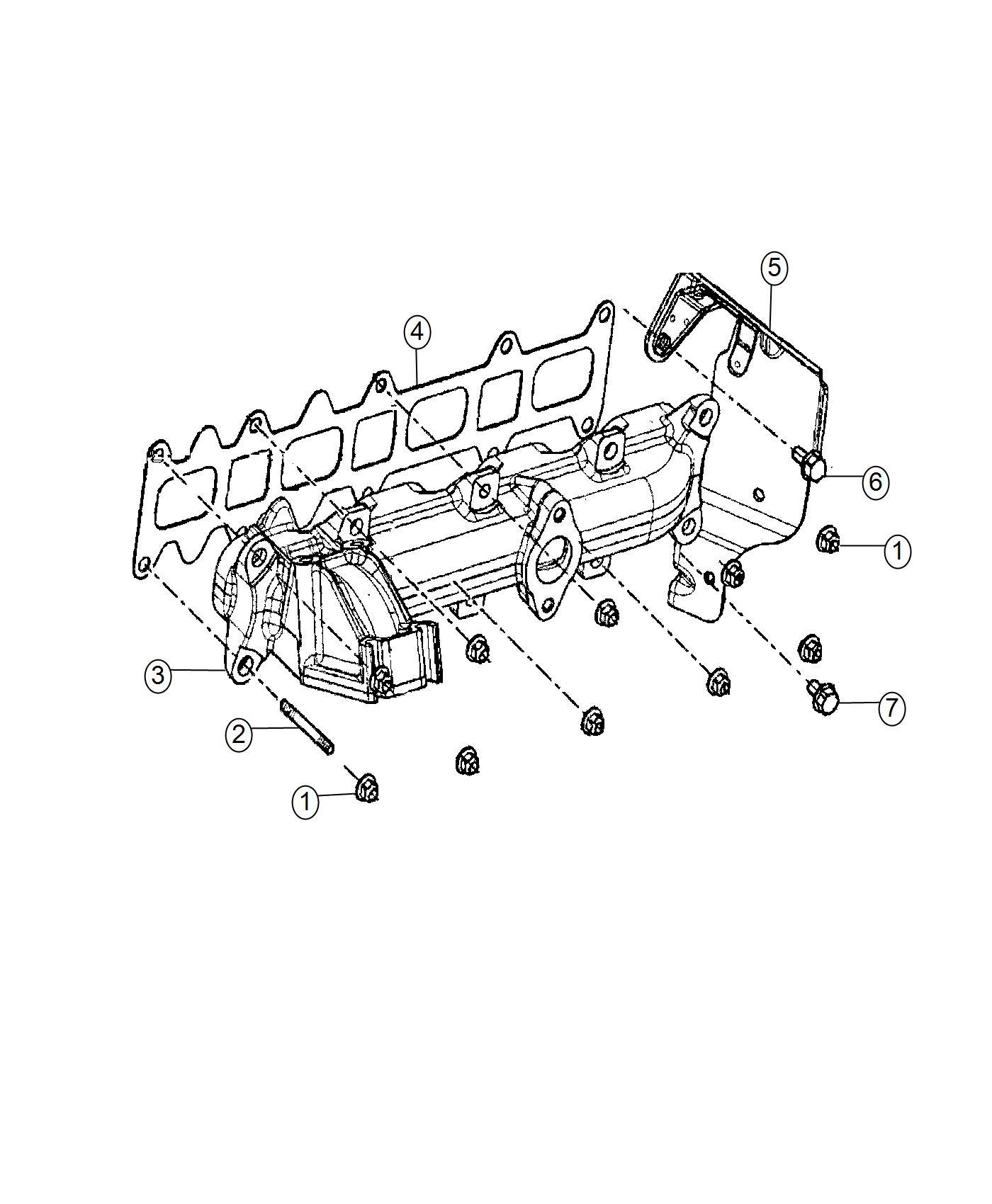 Ram Nut Heater Engine Block