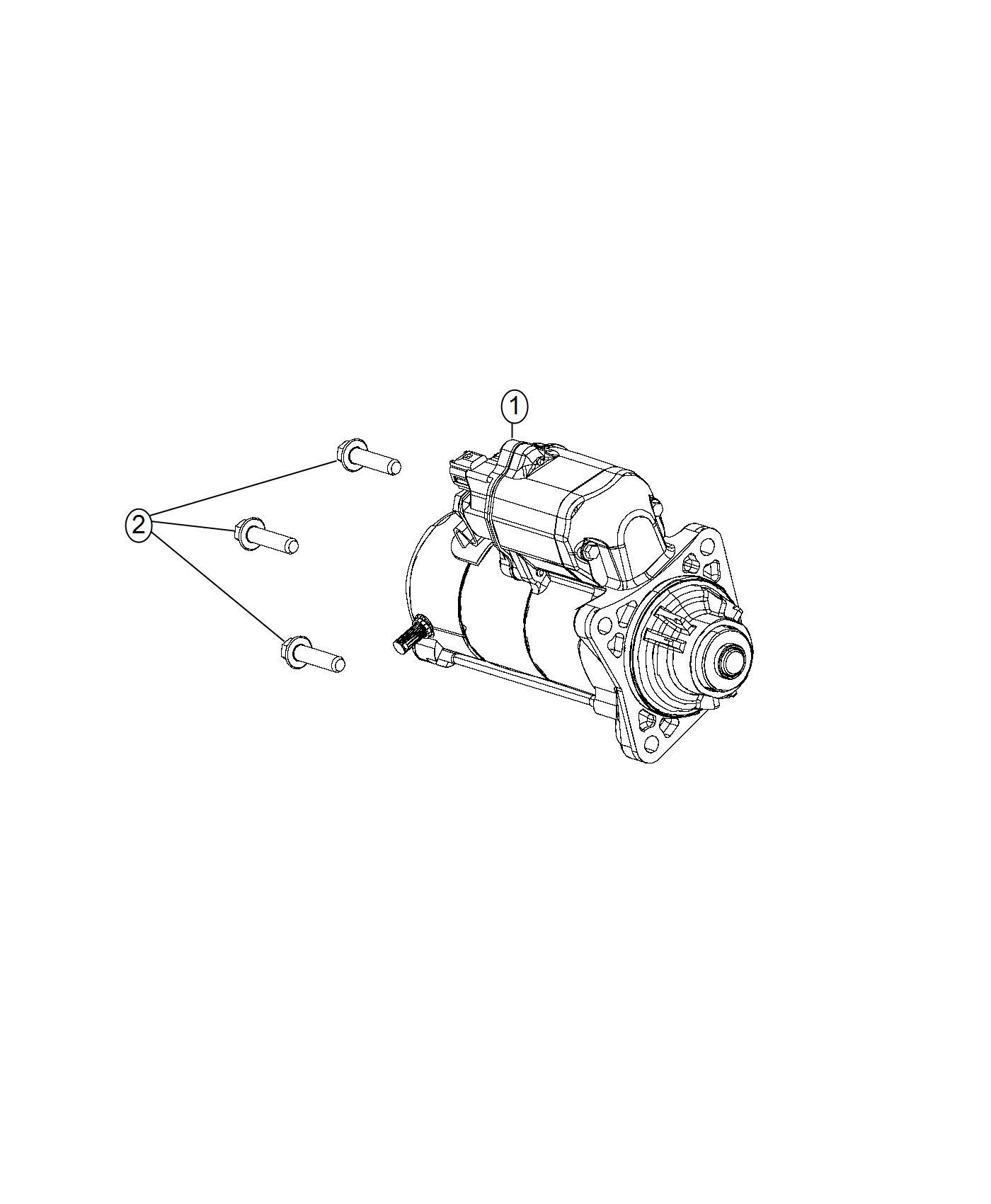 Ram Starter Engine