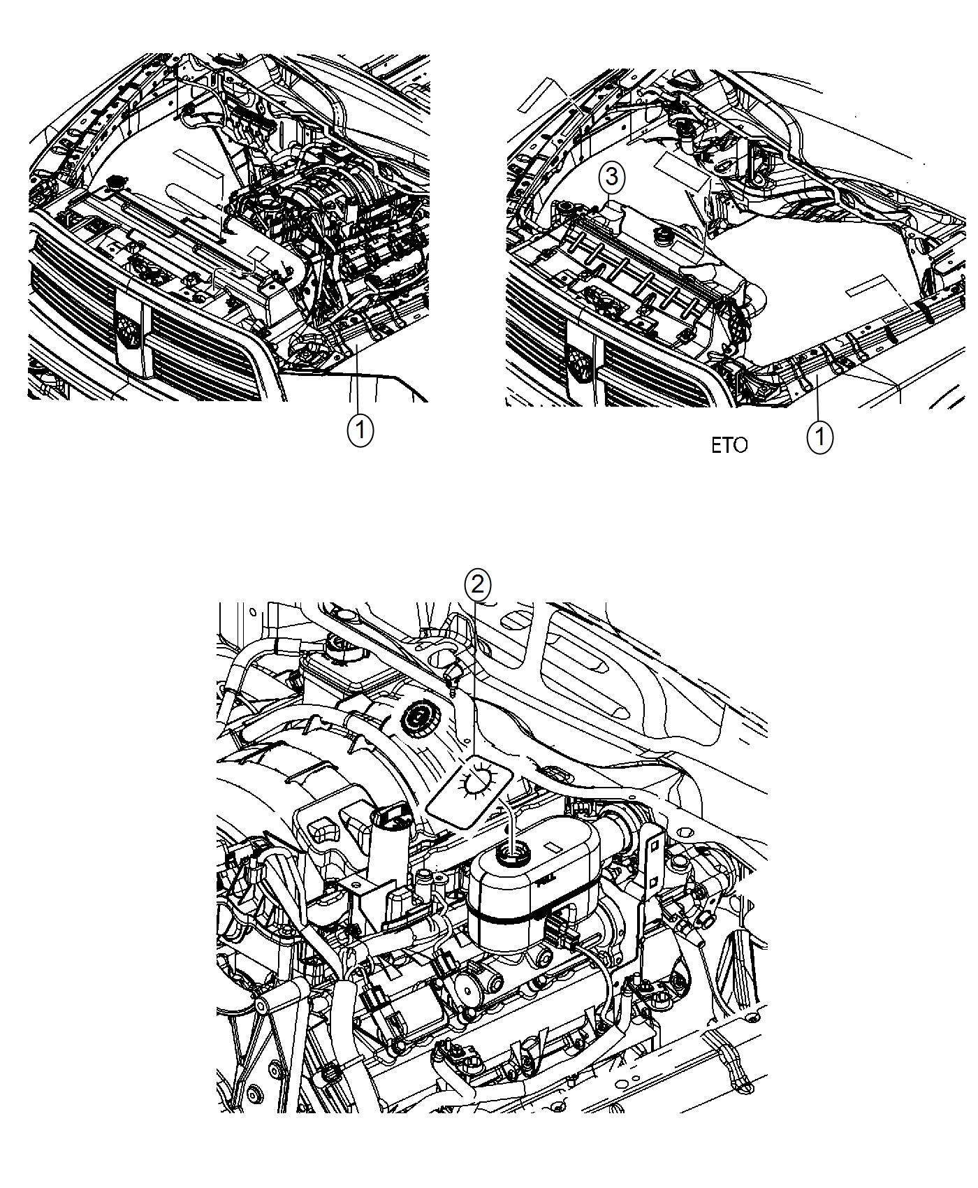 Ram 1500 Decal. Transmission. [stop-start system