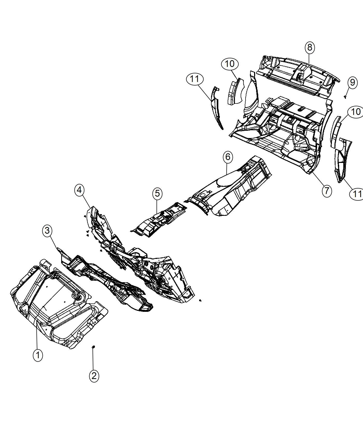 2016 Dodge Challenger Silencer. Hood. Bulge, power, shaker