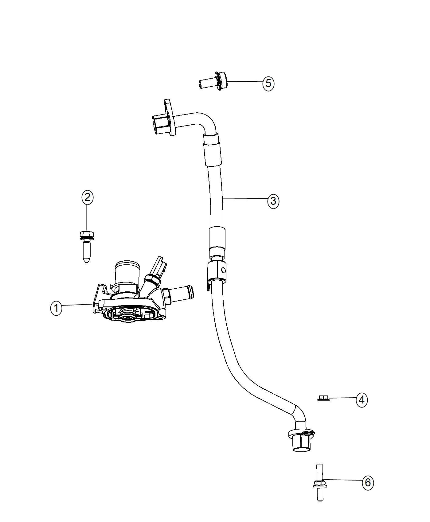 2017 Fiat 500 ABARTH HATCHBACK 1.4L Turbo I4 M/T O ring