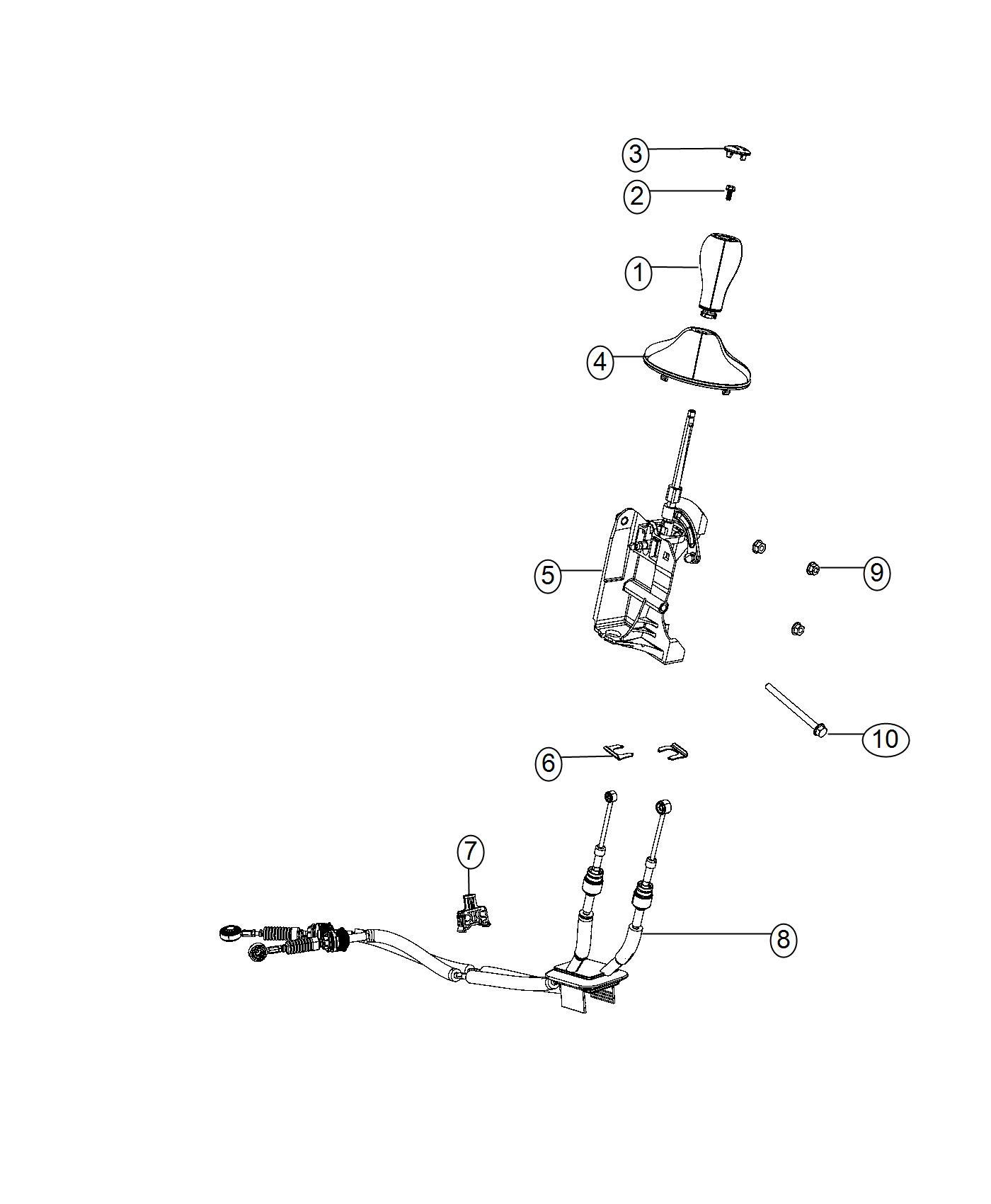 Fiat 500 Shifter Transmission Rating Horsepower Knob