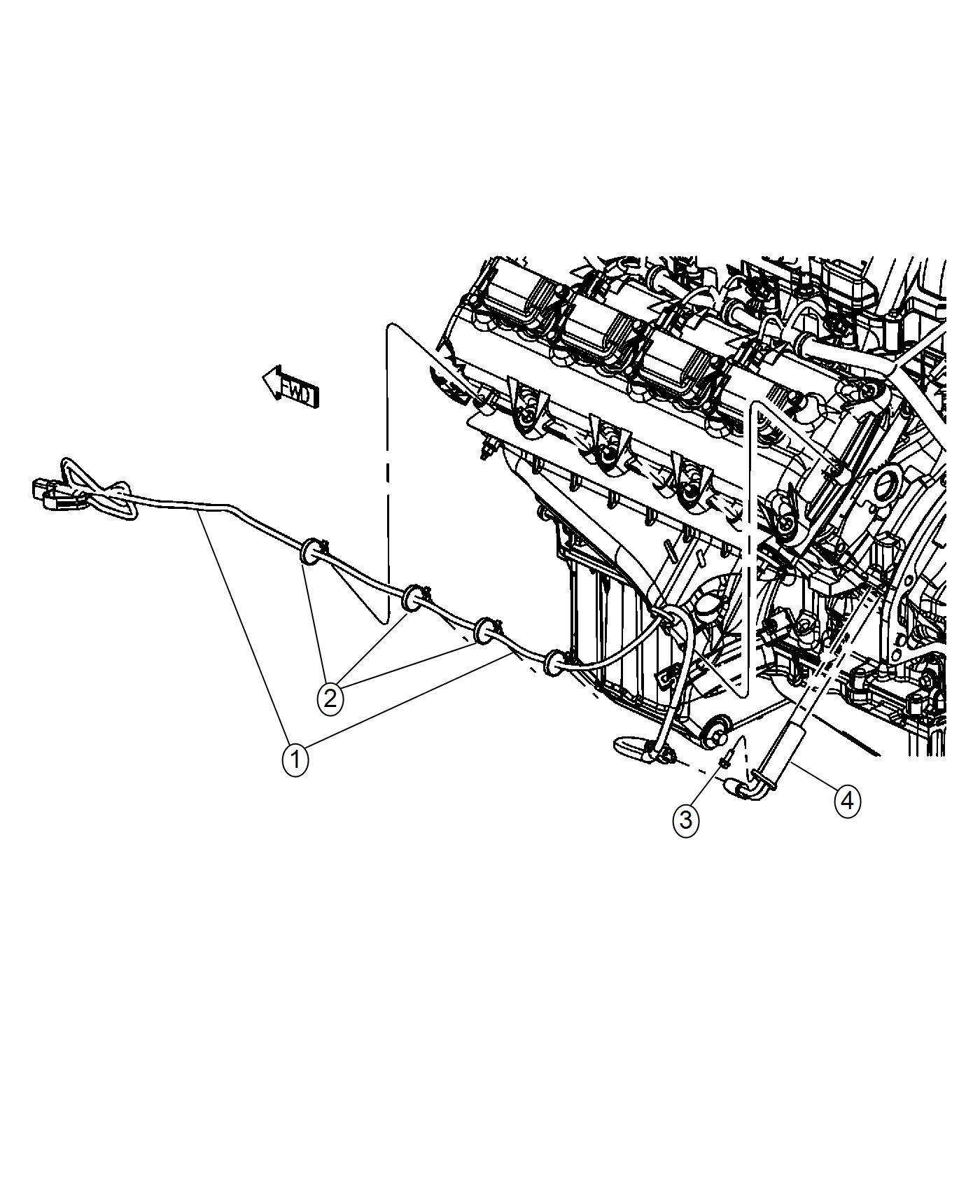 2017 Ram 3500 Cord. Engine block heater. [engine block