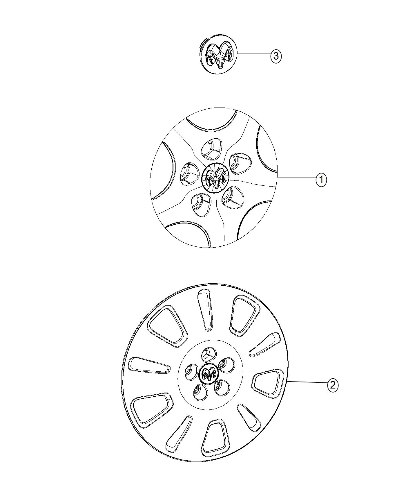 Ram Promaster City Cover Wheel Covers Maintenance