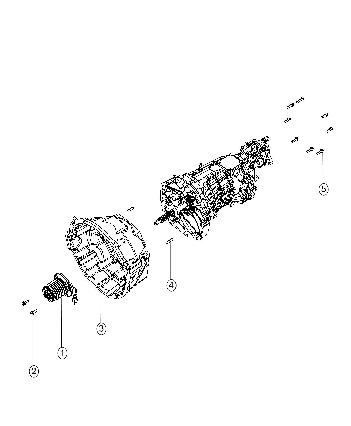 2017 Dodge Challenger R/T SCAT PACK 6.4L Hemi SRT V8 M/T