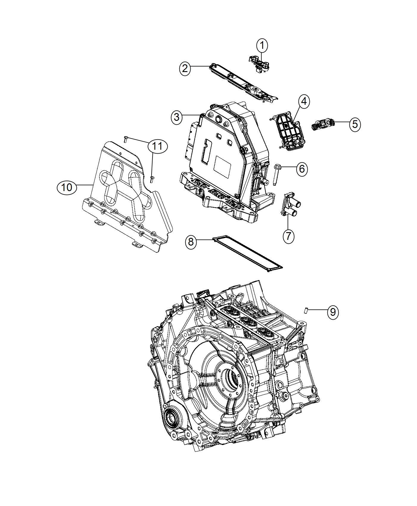 Chrysler Pacifica Module Inverter China Equipment Group