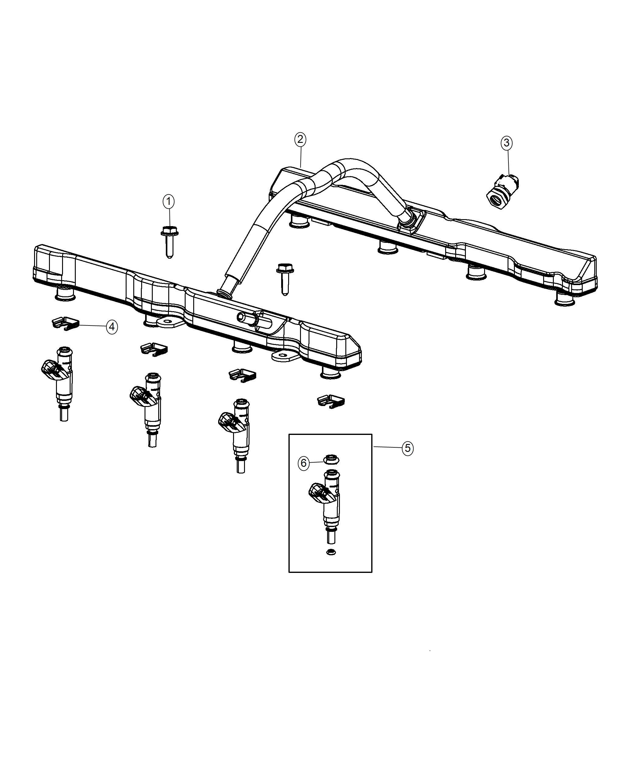 Ram Injector Fuel