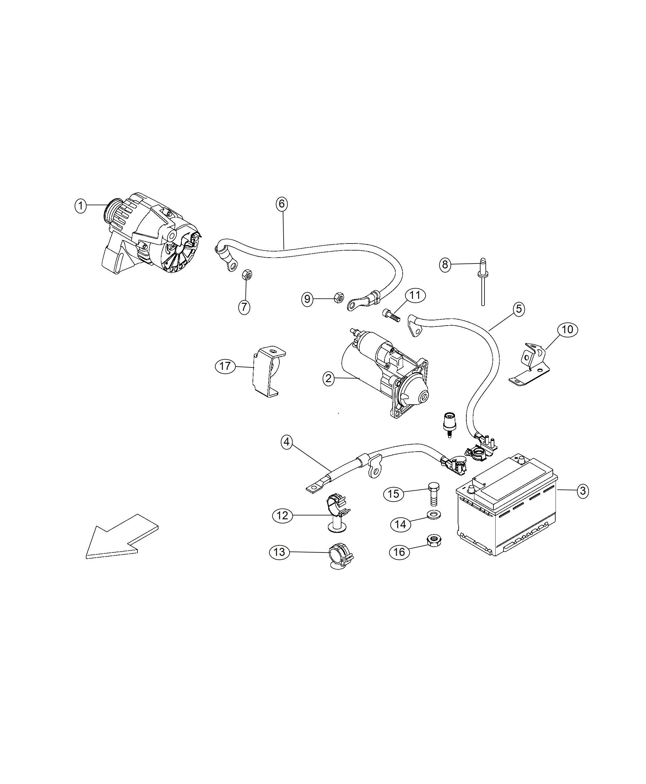 Ram Promaster City Wagon Wiring Starter