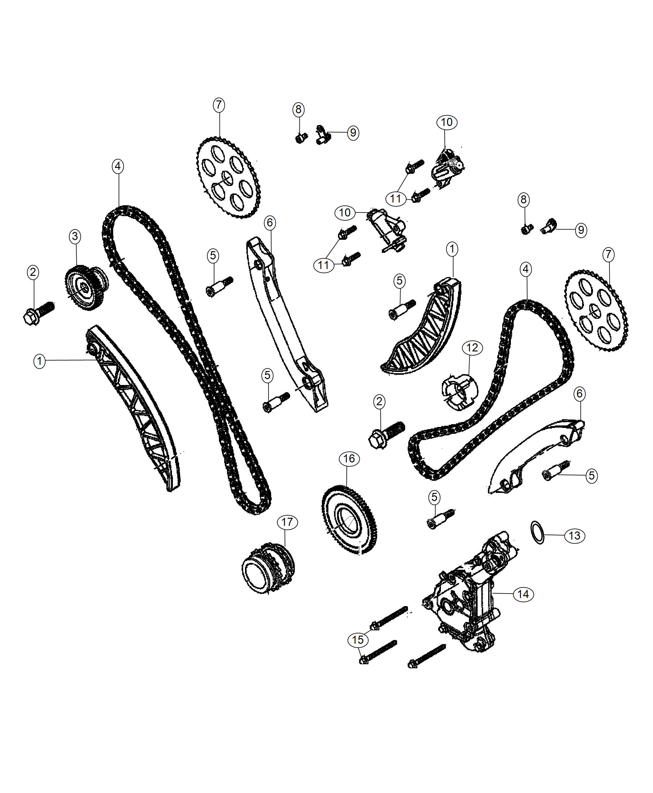 Ram Jet Timing Chain Oiling Emissions Stage
