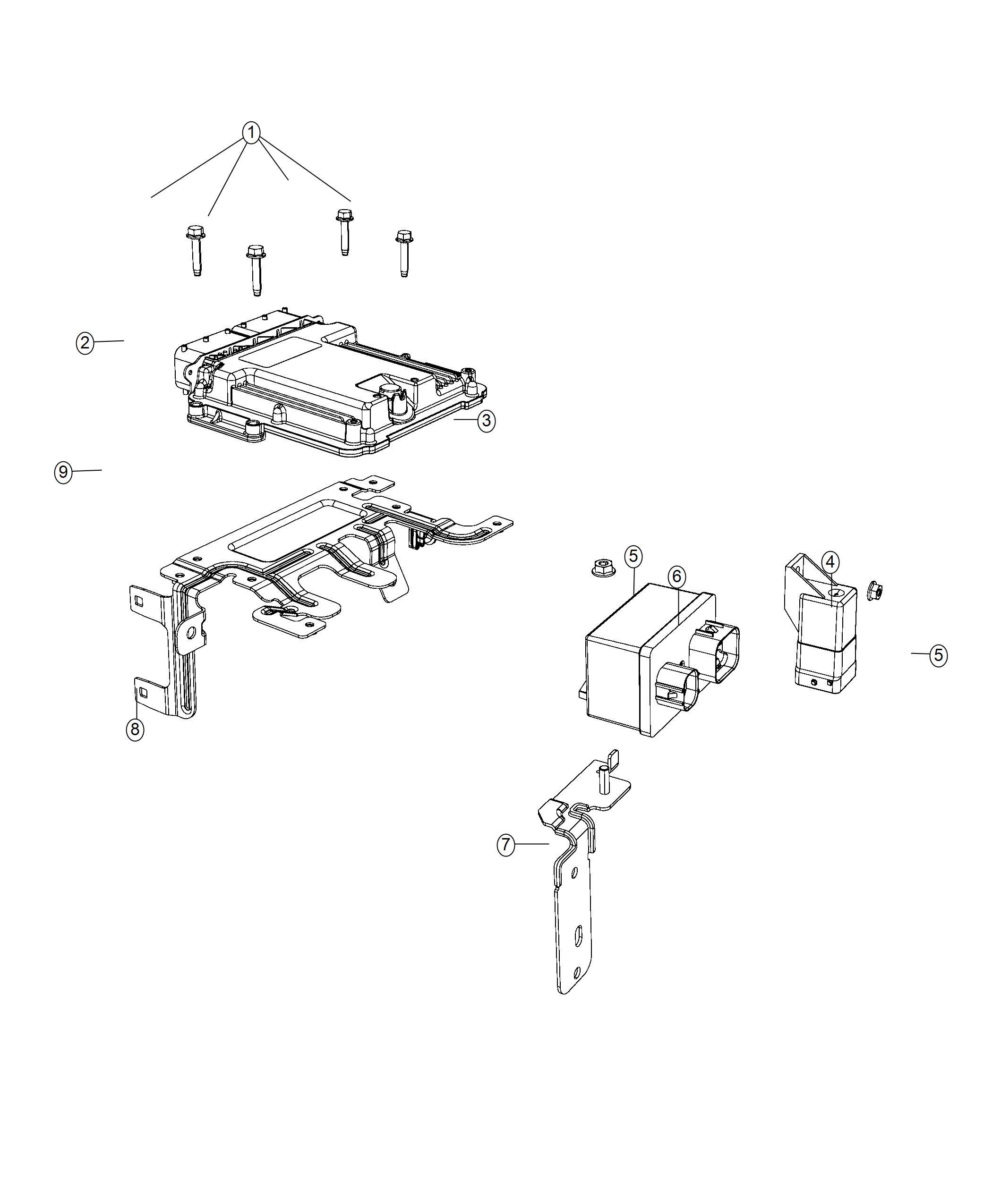 Ram Module Heater Control Selective Catalytic