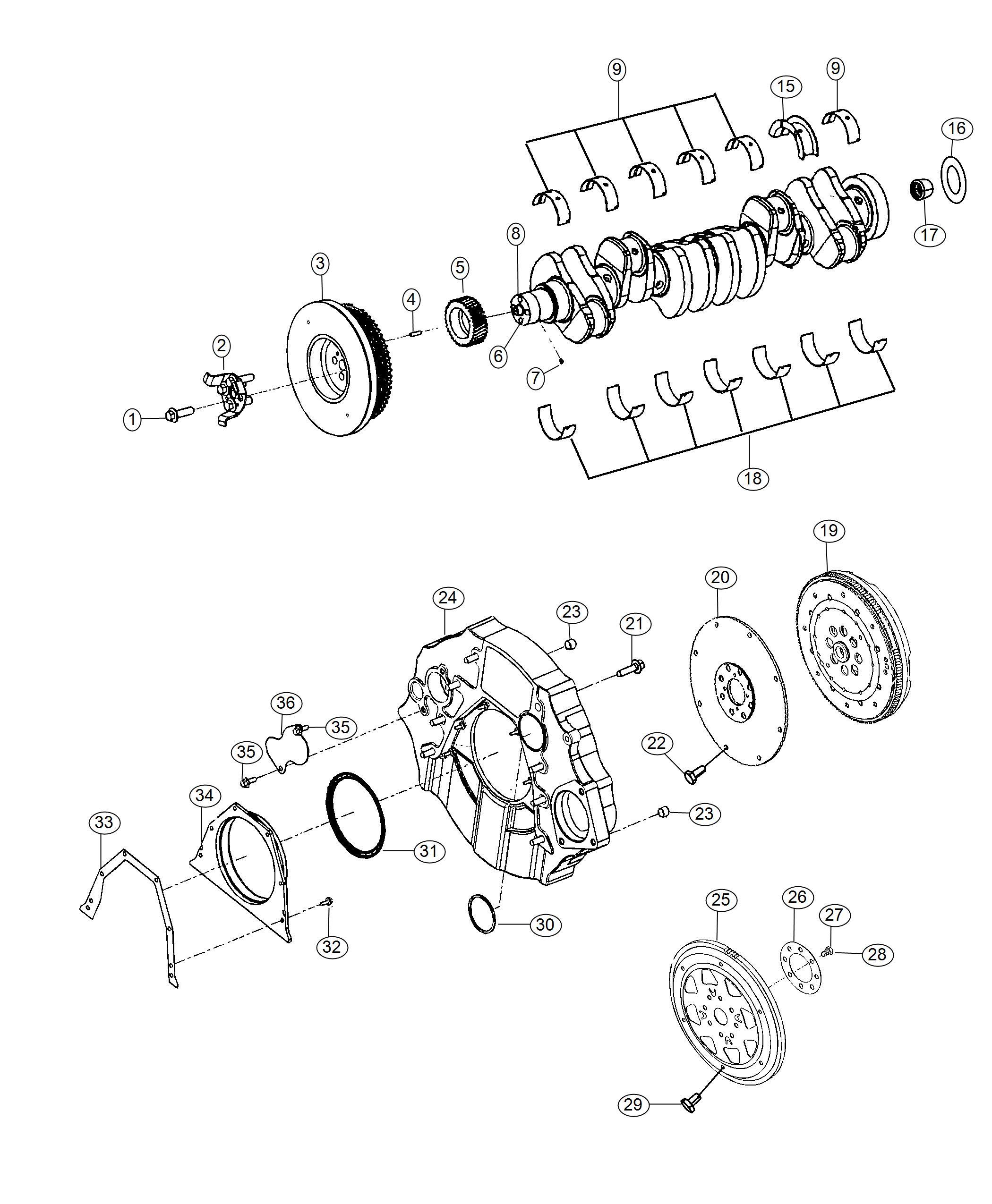 Ram Bolt Hex Head M12x1 50x17 80 Mounting