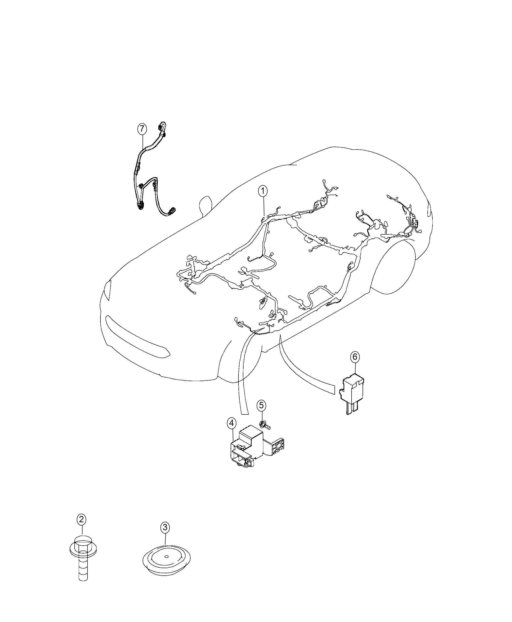 Fiat Spider Wiring Body Canada