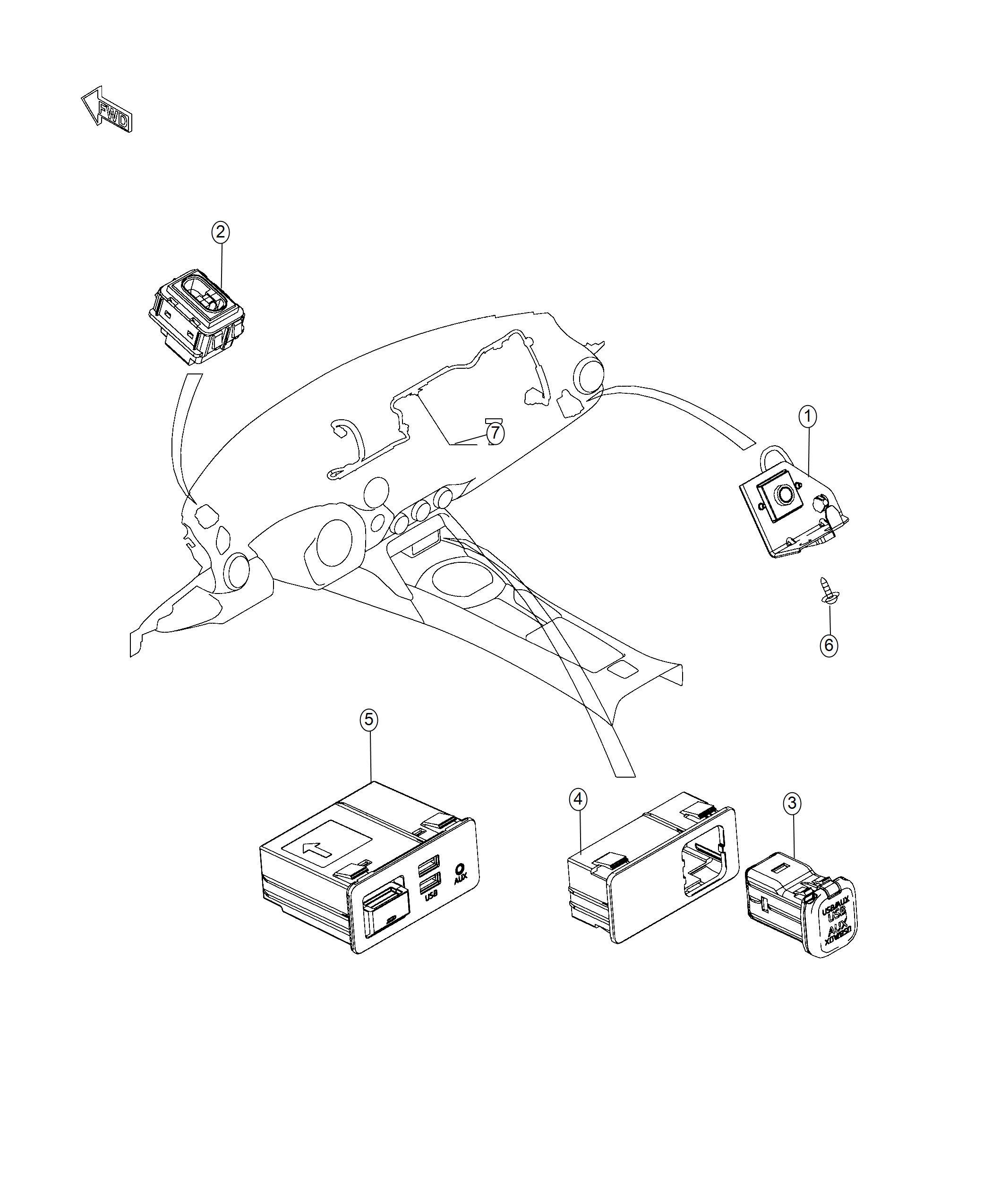 Fiat 124 Spider Wiring Radio