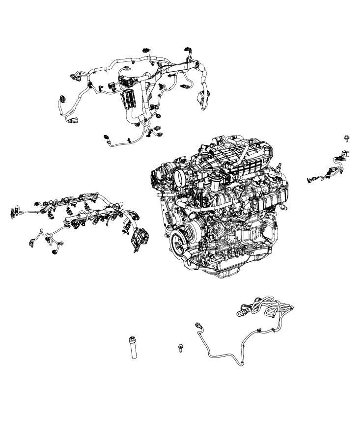Jeep Gladiator Wiring. Engine. [haa] or [hab], [haa] or
