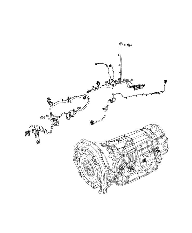 Ram 2500 Wiring. Transmission. [elec shift-on-the-fly