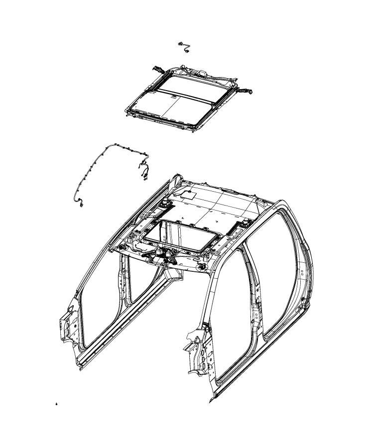 Ram 1500 Wiring. Header. [rr view auto dim mirror w