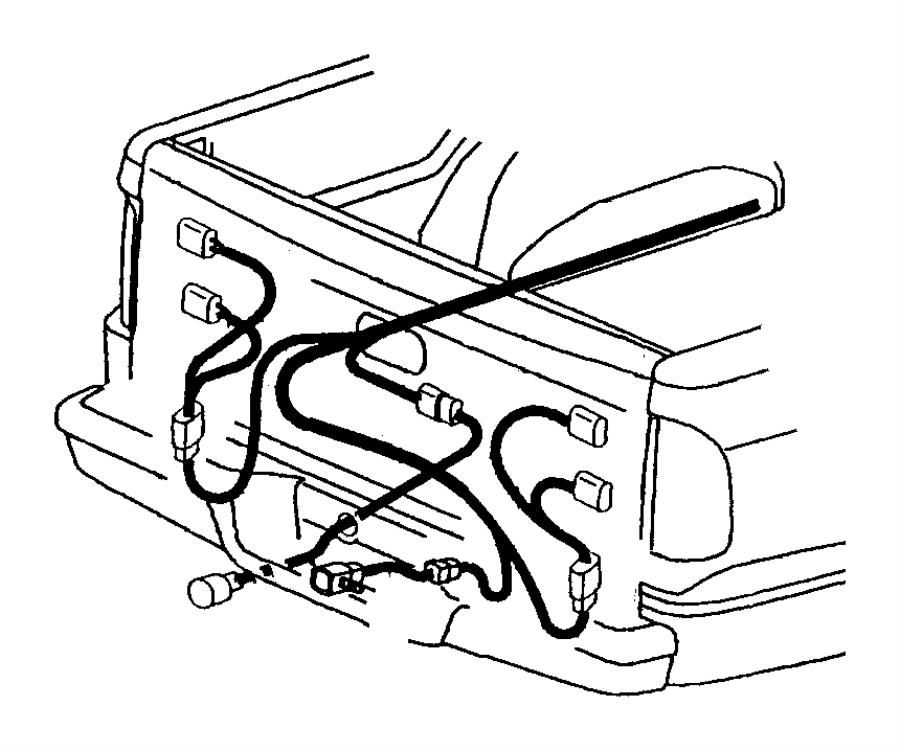 1986 Dodge Ram Wiring Diagram