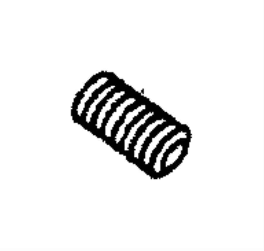 1998 Dodge Grand Caravan Adapter, connector. Oil filter. 3