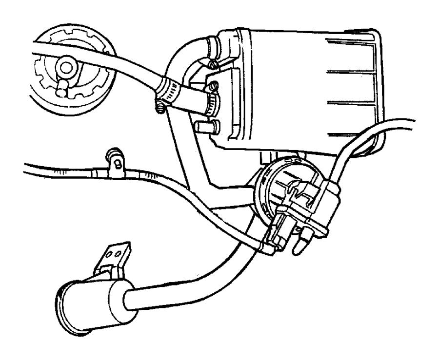 [DIAGRAM] 98 Dodge Stratus Vacuum Diagram FULL Version HD
