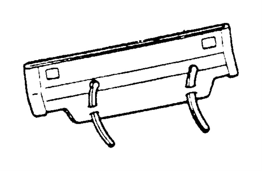 2000 Dodge Grand Caravan Adjuster. Manual seat. Left