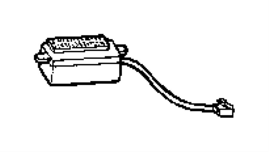 2000 Dodge Ram 1500 Resistor. Blower motor. Blower motor