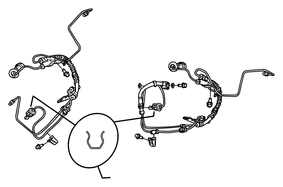 Wiring Harness For 2008 Chrysler Aspen Auto Electrical Diagram Related With