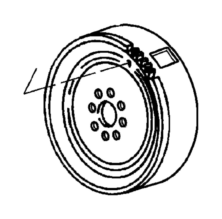 Dodge Intrepid Plate. Torque converter drive. Pcurrent