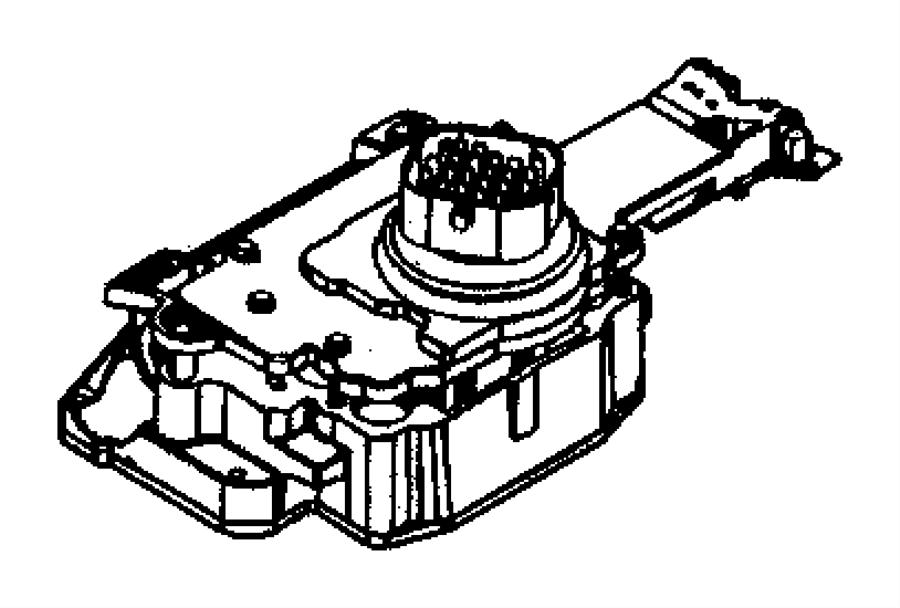 Dodge Ram 1500 Screw. Shoulder/truss. M5x.8x12.5. Mounting