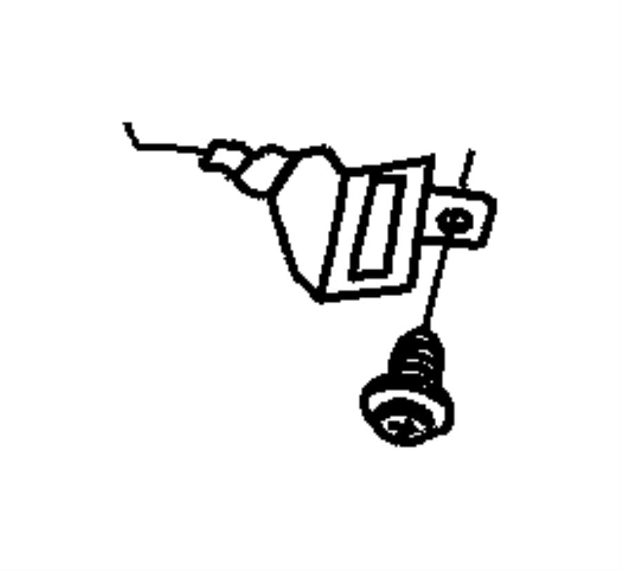 Chrysler Aspen Bolt, screw. Hex flange head, tapping hex