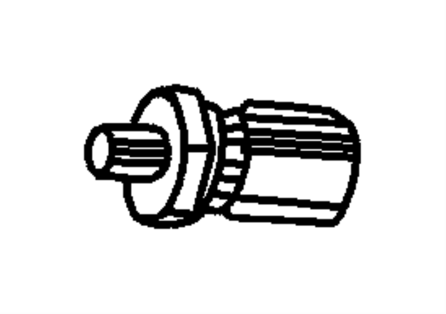 1999 Dodge Ram 1500 Switch. Oil pressure. Engine, torque