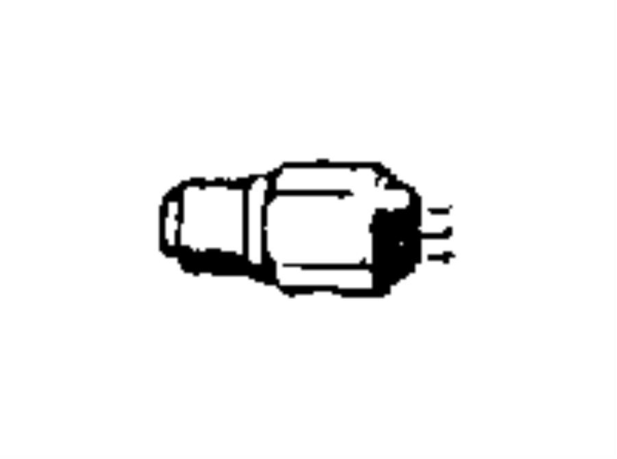 2009 Dodge Ram 1500 Switch. Neutral safety, back up