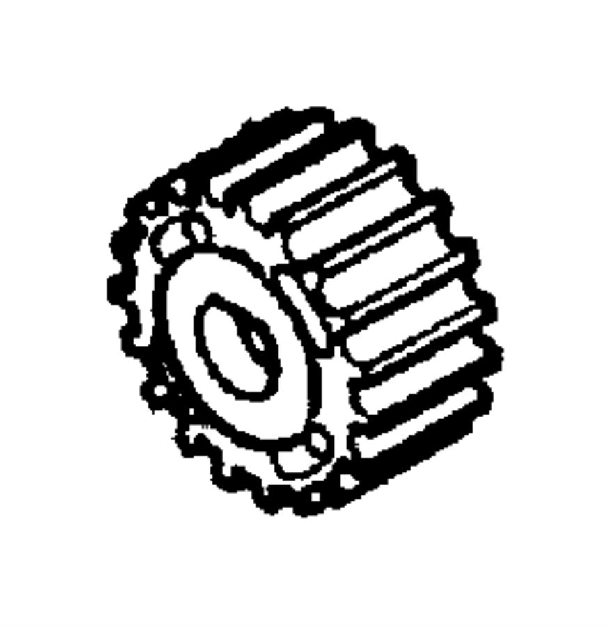 Chrysler 300 Belt. Timing. Shafts, balance, turbo