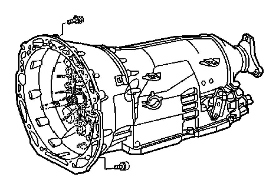 Chrysler Sebring Bolt, screw. Hex flange head. M10x1.50x40
