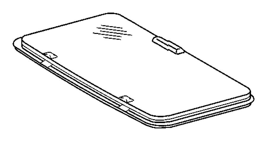 2005 Dodge Sprinter 2500 Sunroof. Complete. Manual