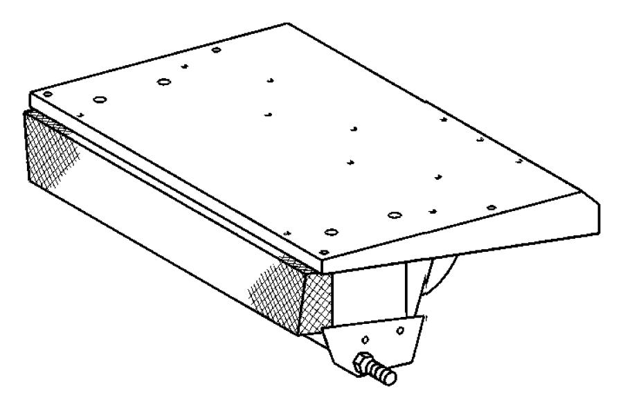 Dodge SPRINTER Evaporator. Air conditioning. Heater, rear