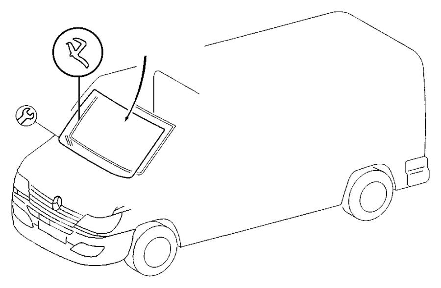 Dodge Durango Weatherstrip. Chassis cab. Rear, delete