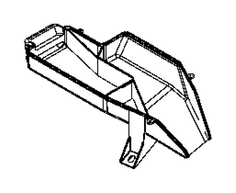 Dodge Ram 1500 Door. Defroster. Air, heater, conditioning