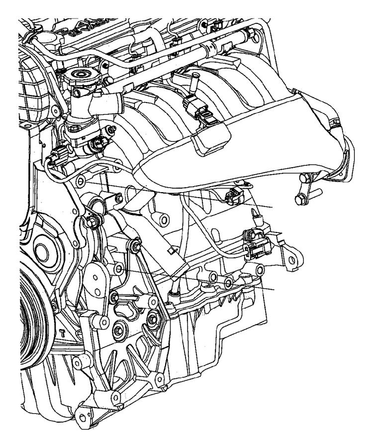2005 Chrysler PT Cruiser Pump. Power steering. Use 11/27