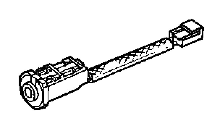 2006 Jeep Liberty Switch. Clutch starter interlock